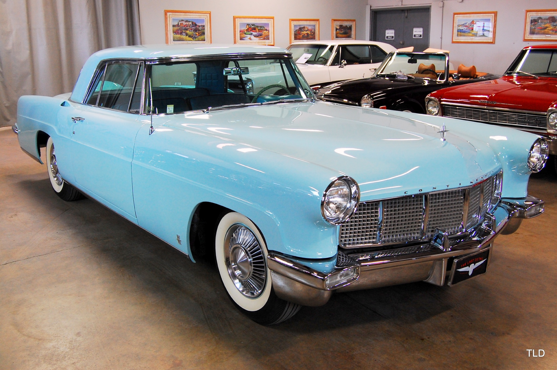 1956 lincoln continental used lincoln continental for sale in north chicago illinois. Black Bedroom Furniture Sets. Home Design Ideas