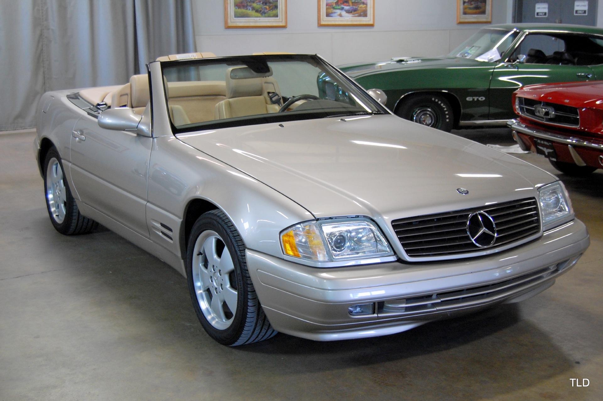 1999 mercedes benz sl class sl500 for Mercedes benz sl classic