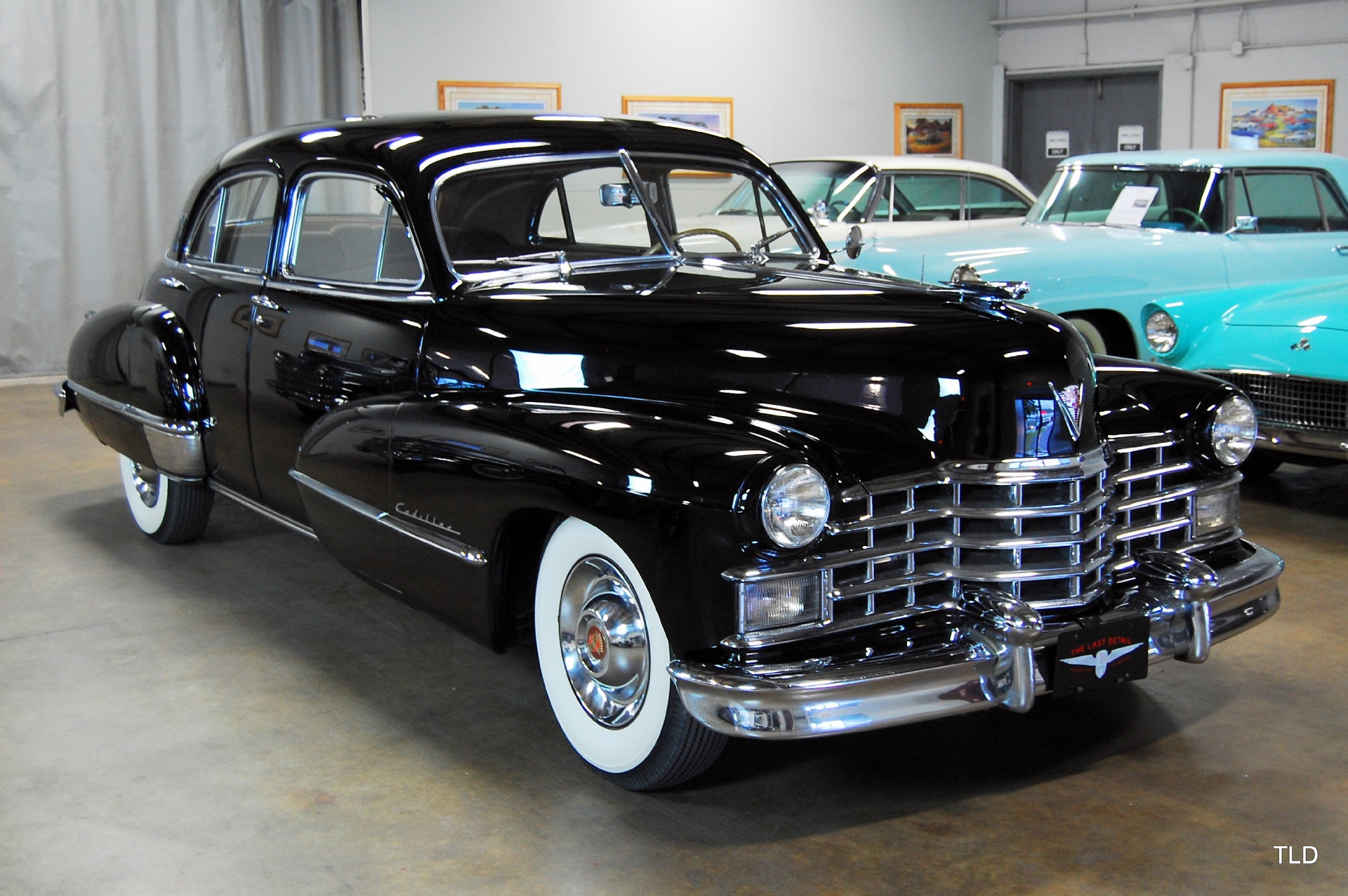1947 Cadillac Fleetwood Series 60 Special