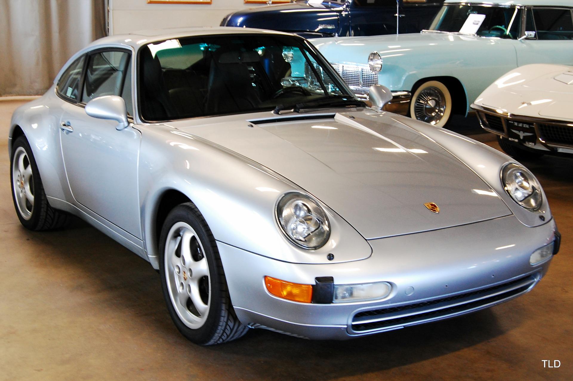 1995 Porsche 911 Used Porsche 911 For Sale In North