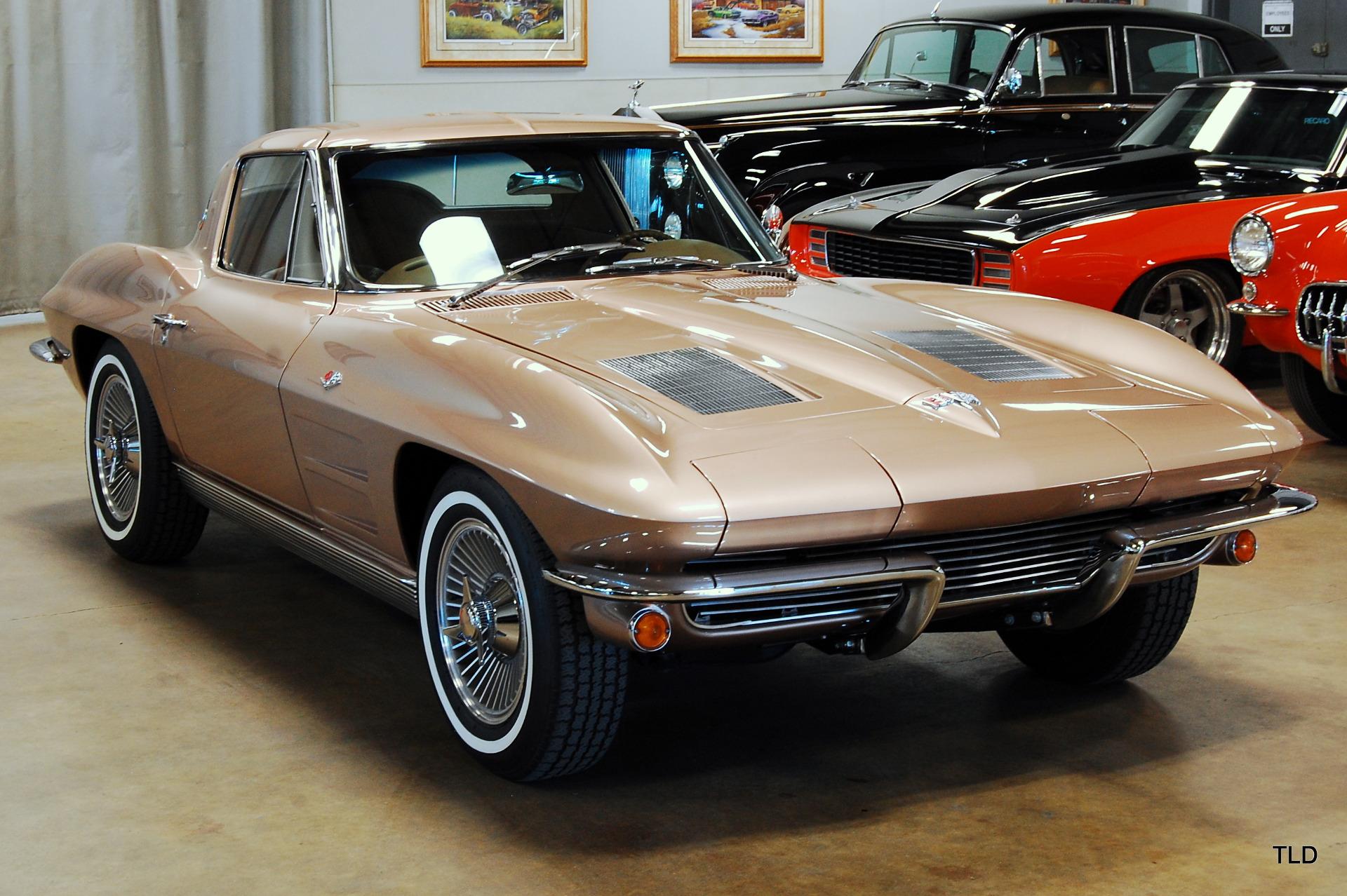 1963 chevrolet corvette split window for 1963 vette split window